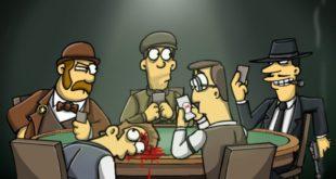 сказки мафии